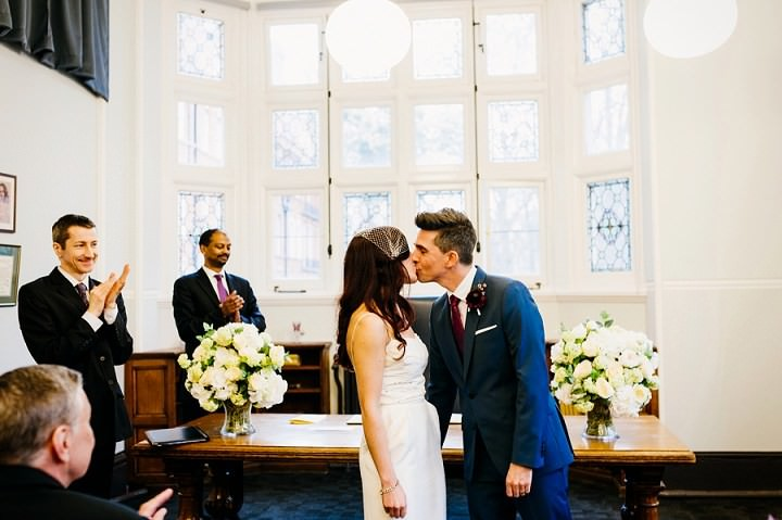 18 Intimate London Wedding By Babb Photo