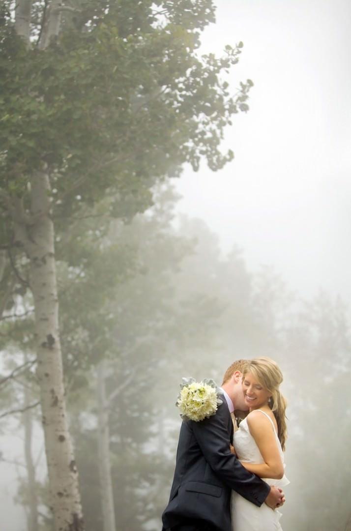 18 Mountain Wedding by Logan Walker Photography