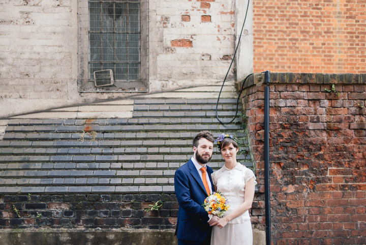 18 South London Wedding by Benjamin Mathers
