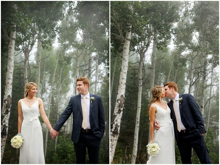 19 Mountain Wedding by Logan Walker Photography