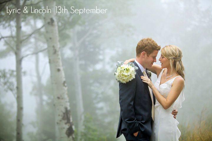 1a Mountain Wedding by Logan Walker Photography