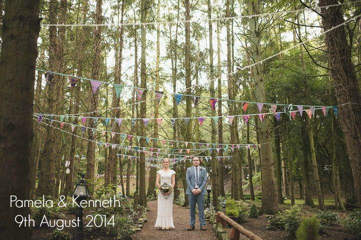 1a Woodland Wedding By Tomasz Kornas