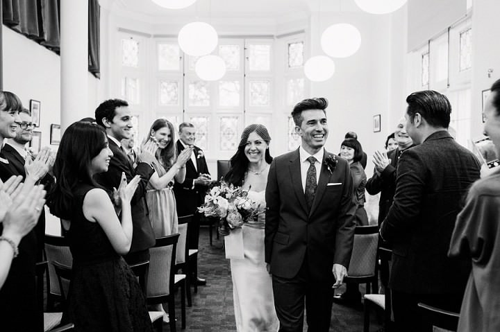 20 Intimate London Wedding By Babb Photo