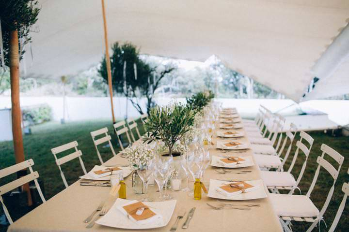 24 Boho Luxe South of France Wedding