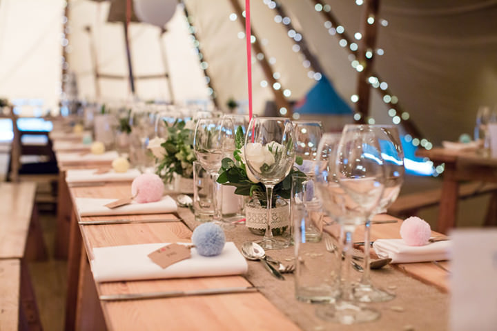 25 Relaxed Tipi Wedding by Binky Nixon Photography