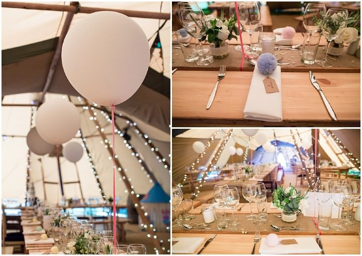 26 Relaxed Tipi Wedding by Binky Nixon Photography
