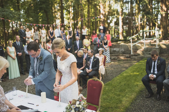 27 Woodland Wedding By Tomasz Kornas