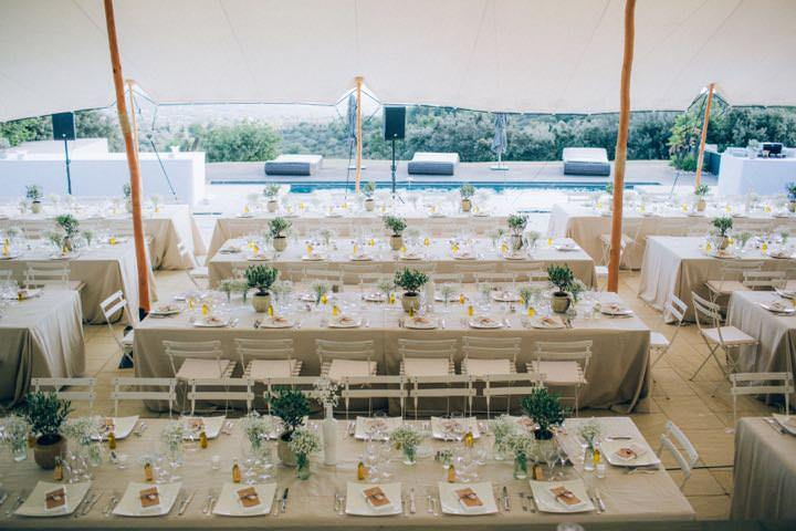 3 Boho Luxe South of France Wedding