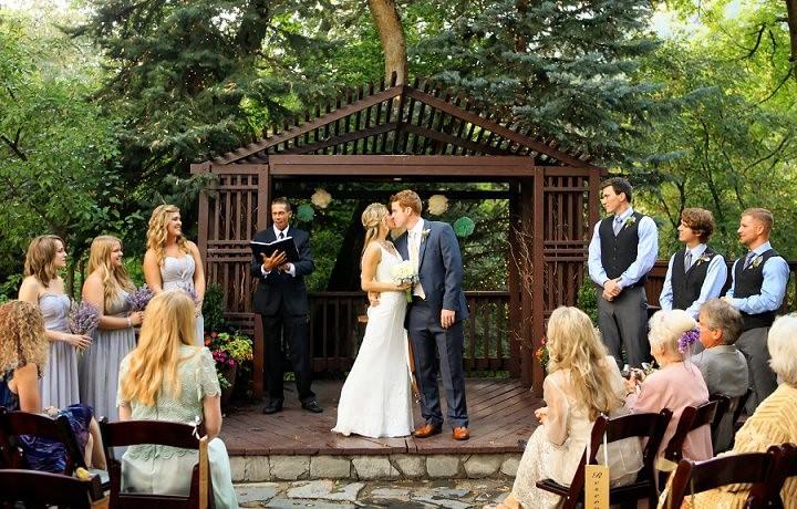 3 Mountain Wedding by Logan Walker Photography