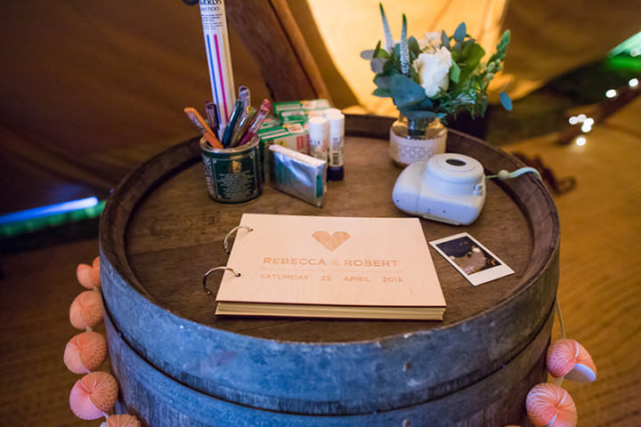 30 Relaxed Tipi Wedding by Binky Nixon Photography