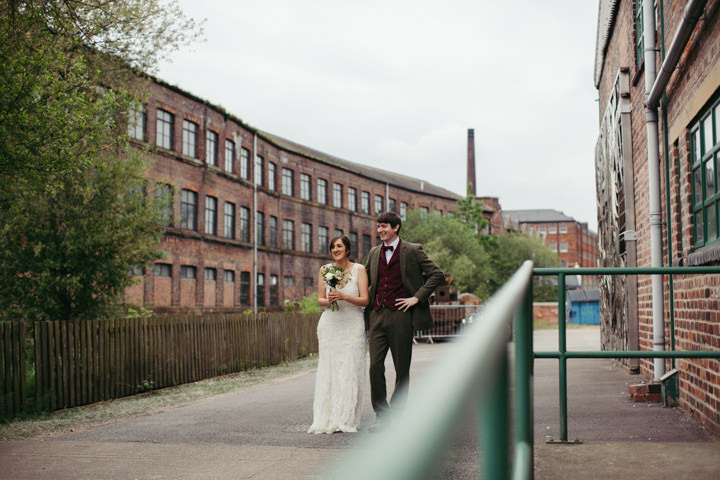 31 Eclectic Sheffield Wedding by Roar Photography