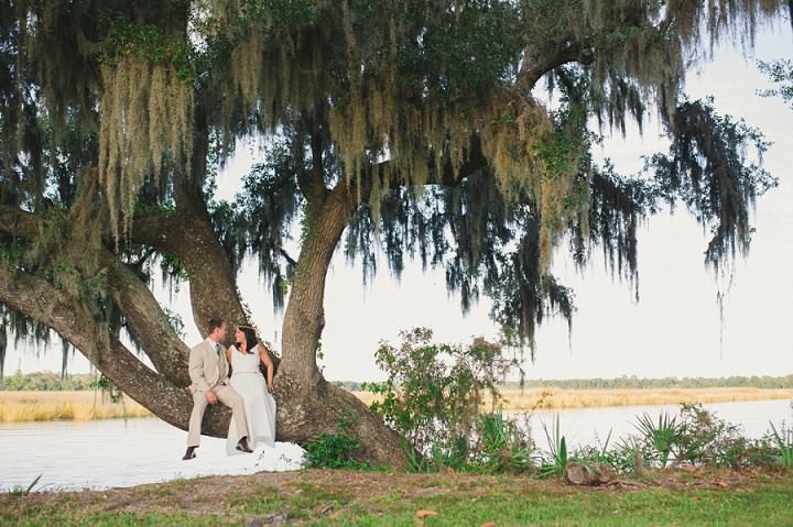 37 Pink and Gold Outdoor Wedding by Priscilla Thomas Photography