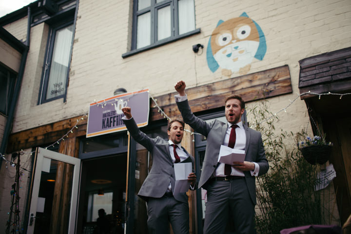 38 Eclectic Sheffield Wedding by Roar Photography