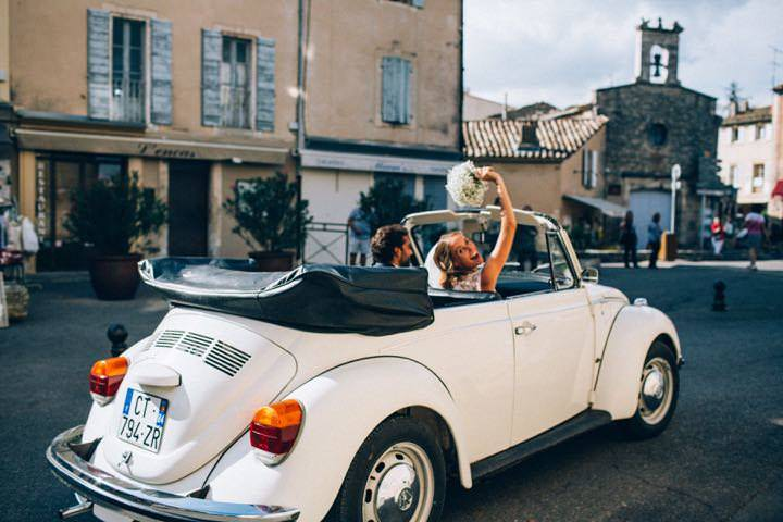 4 Boho Luxe South of France Wedding