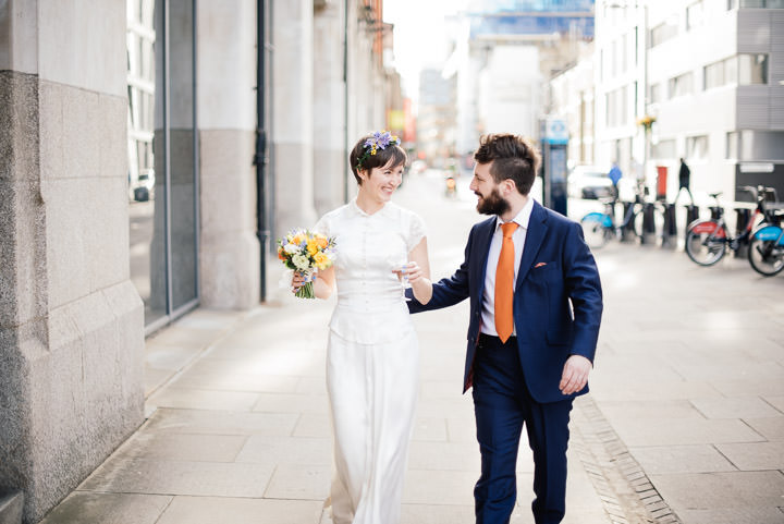 4 South London Wedding by Benjamin Mathers