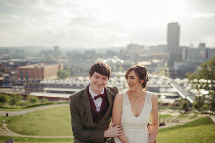 40 Eclectic Sheffield Wedding by Roar Photography