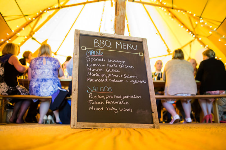 40 Relaxed Tipi Wedding by Binky Nixon Photography