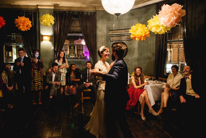 41 South London Wedding by Benjamin Mathers