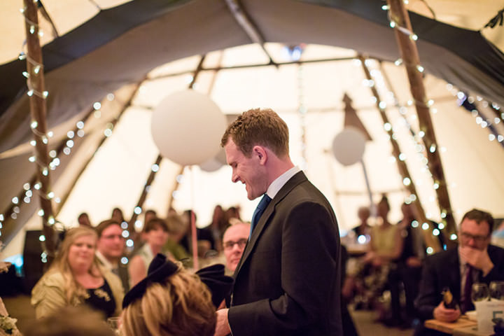 45 Relaxed Tipi Wedding by Binky Nixon Photography