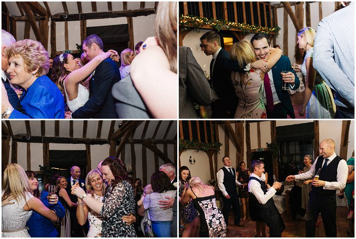 Katie and Alan's rustic barn wedding at Crabb's Barn in Essex