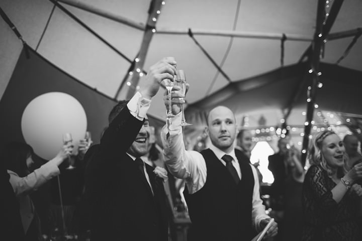 48 Relaxed Tipi Wedding by Binky Nixon Photography
