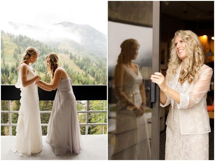 9 Mountain Wedding by Logan Walker Photography