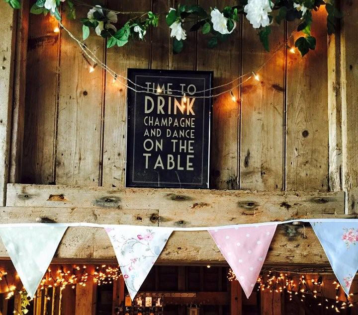 Rustic wedding catering ideas