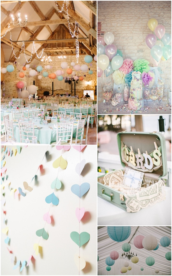 Ideas and Inspiration for your Pastel Wedding: Boho ...