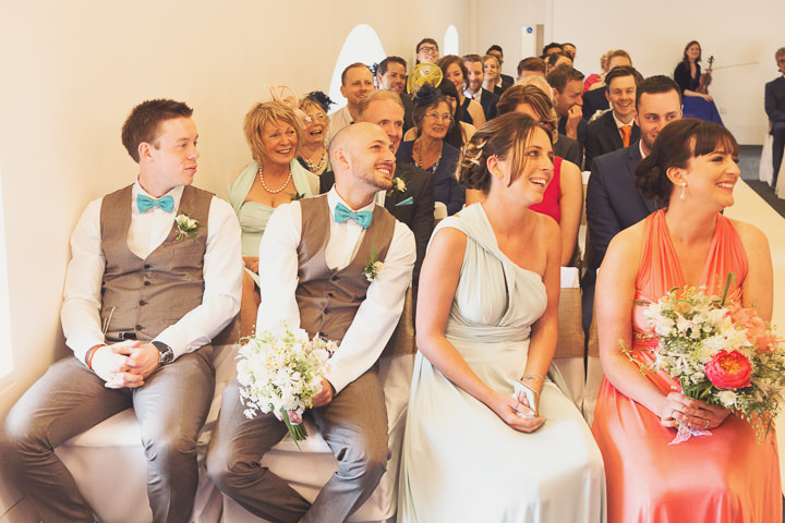 12 Teal and Coral Wedding by Mr & Mrs Wedding Photography