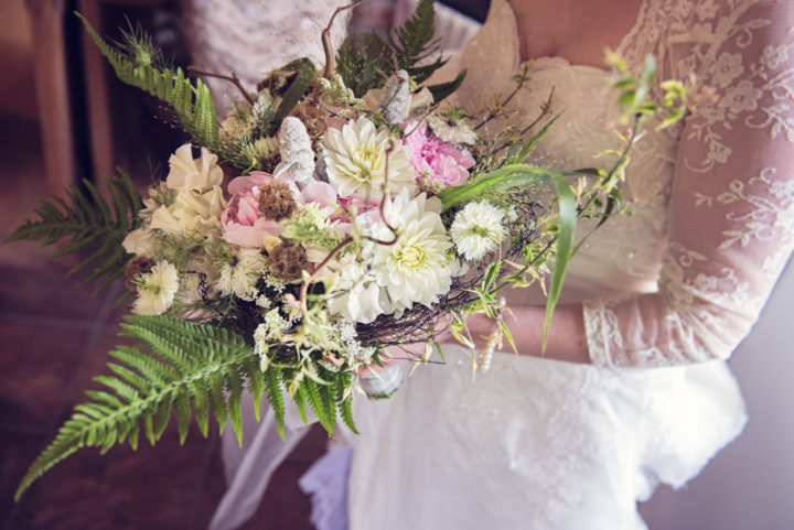 13 Rustic Wedding by One Thousand Words Photography