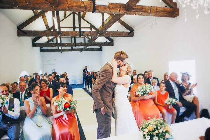 13 Teal and Coral Wedding by Mr & Mrs Wedding Photography