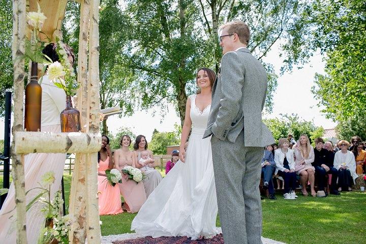 17 Weekend Long Handcrafted Festival Wedding