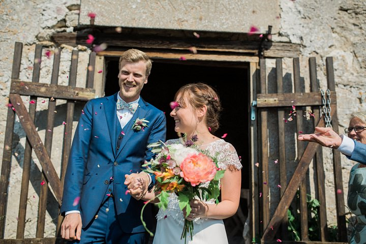 19 Swedish Rustic Barn Wedding By Loke Roos
