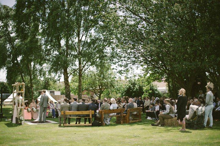 19 Weekend Long Handcrafted Festival Wedding