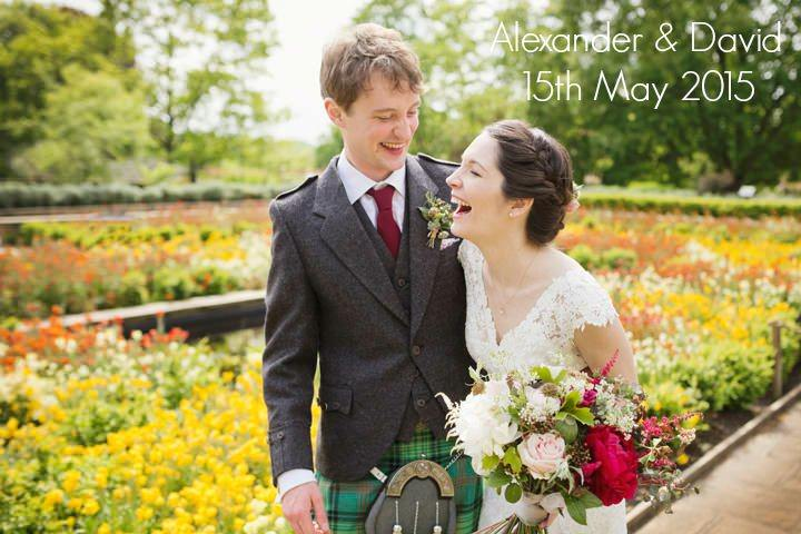 Alexander and Louise's Natural, Eclectic Handmade Wedding By Mark Tattersall