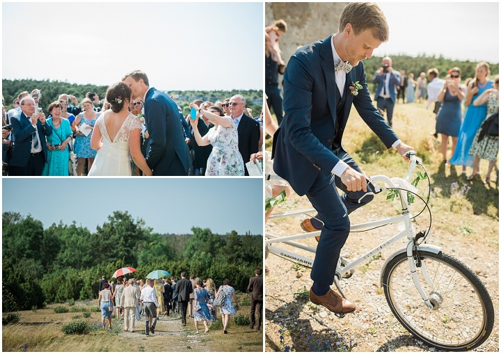 20 Swedish Rustic Barn Wedding By Loke Roos