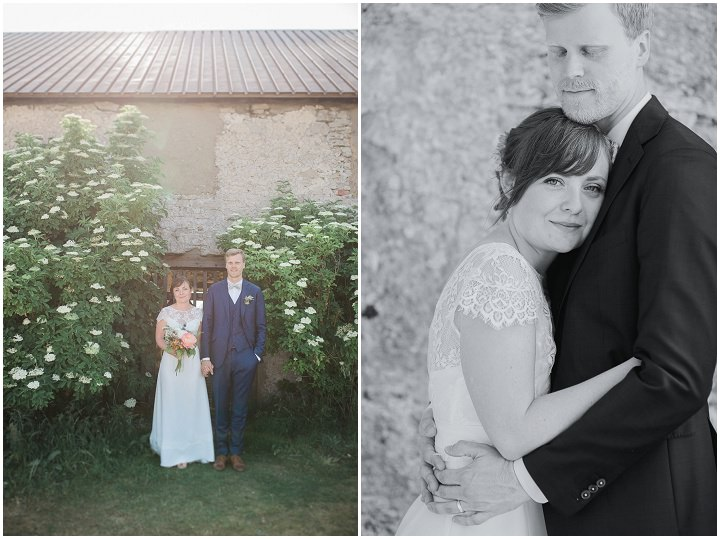 22 Swedish Rustic Barn Wedding By Loke Roos
