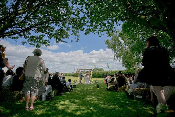 22 Weekend Long Handcrafted Festival Wedding