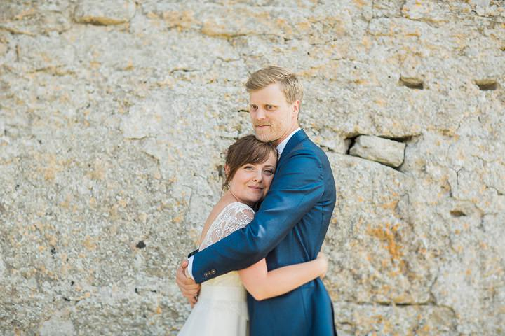 23 Swedish Rustic Barn Wedding By Loke Roos
