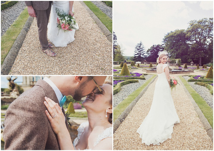 25 Teal and Coral Wedding by Mr & Mrs Wedding Photography