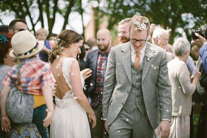 25 Weekend Long Handcrafted Festival Wedding