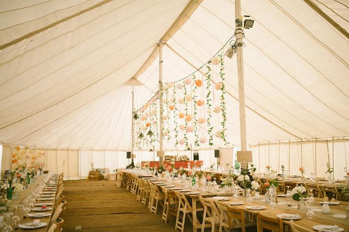 27 Weekend Long Handcrafted Festival Wedding
