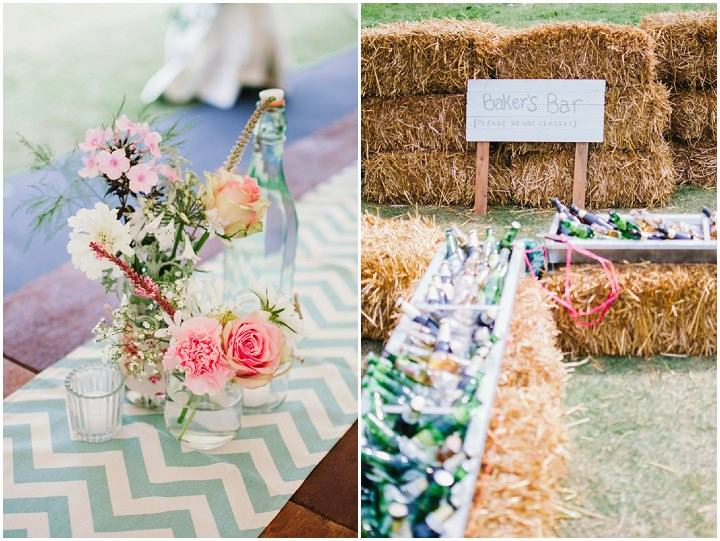 3 Festival Themed DIY Wedding By This and That Photography