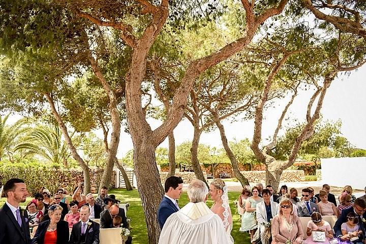 3 Menorca Wedding By Dan Wootton Photography