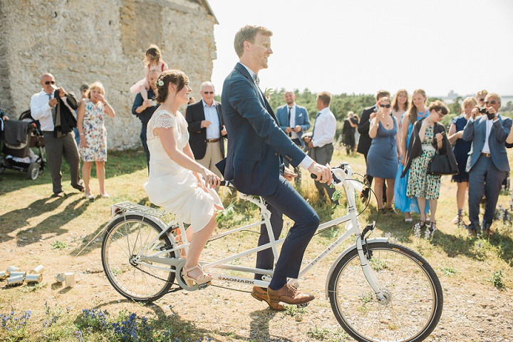 3 Swedish Rustic Barn Wedding By Loke Roos