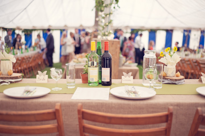 30 Rustic Wedding by One Thousand Words Photography