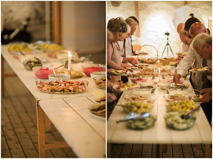 32 Swedish Rustic Barn Wedding By Loke Roos