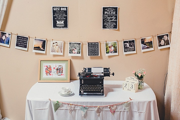 32 Vintage Themed Barn Wedding By Coates and Stain Photography