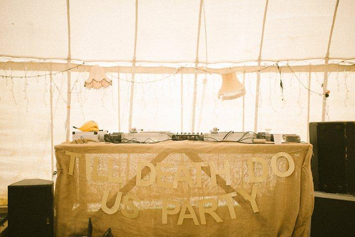 32 Weekend Long Handcrafted Festival Wedding