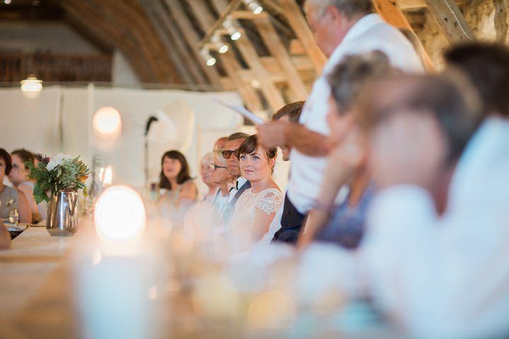 33 Swedish Rustic Barn Wedding By Loke Roos